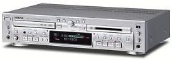 Teac Md-70cd-s Cd Player/md Recorder Silver Mini Disc/cd Combination Deck