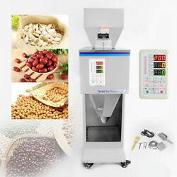 10999g Automatic Powder Rackingandfilling Machine Weigh Filler For Tea/seed/grain