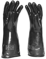 Butyl Rubber Gloves Chemical Resistant 12 Per Box Large