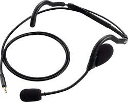 Icom Neck Arm Type Head Set Hs-95 From Japan With Tracking