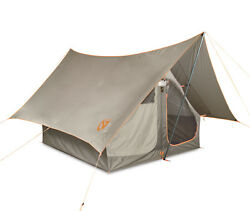 Nemo Dark Timber Backcountry Wall Tent 4 Person