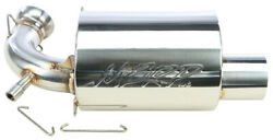 Mbrp 115t209 Performance Exhaust Trail Series