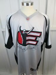 Nascar Dale Earnhardt Sr. 3 Chase Authentics Football Jersey The Intimidator L