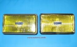 FERRARI DE TOMASO LAMBORGHINI MASERATI DRIVING FOG LIGHTS LAMPS CARELLO