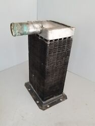 Good Used Volvo Penta Mo-38214 844888 Aftercooler Insert Core