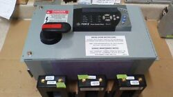 G.e. Apm4804pqmii Spectra Series Panel Electric Power Metering Module / System