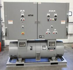 Kato Engineering 100KW 130HP Synchronous AC Motor Generator MG Frequency Set