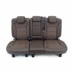 seat bench Mercedes M-CLASS W166 ML GLE 06.11-