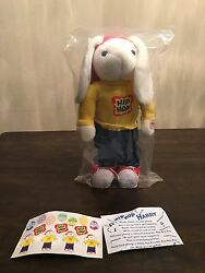 Avon Kids Hip Hop Harry 15quot; Tall animated Rabbit Bunny Hops amp; Sings