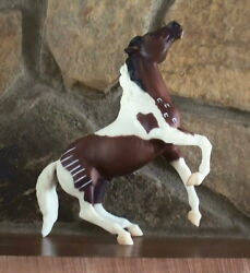 BREYER   1999  GAWANI PONY BOY'S KOLA    MATTE BAY PINTO  REALLY PRETTY!
