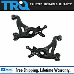 Trq Front Lower Control Arms Pair Of 2 L And R For Mercedes Benz C-class Clk Slk