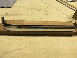 New 1956 Ford Lincoln, By-16227a Capri Premiere Left Hand Radiator Grille