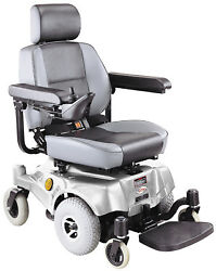 Ctm Hs-2800 Power Wheelchair With White Glove Delivery Service