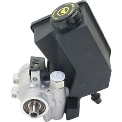 Power Steering Pump Ram Truck With Reservoir For Dodge 1500 Jeep Grand Cherokee