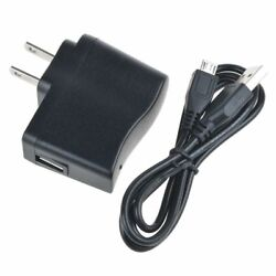 Charger Power Adapter +Micro USB Cord For AT&T Pantech Phone Breeze III 3 P2030