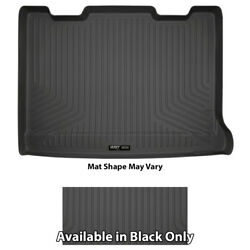 Black Husky Weatherbeater Cargo Liner For Ford/lincoln Suv Behind 3rd Row