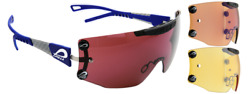 Pilla Outlaw X6 Shooting Glasses Fork With The Truck Kit