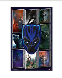 Marvel Black Panther Poster Collage 22 x 34