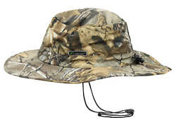 Frogg Toggs ® Realtree Waterproof Max 5 ® Edge Camo Boonie Bucket Hat $16.88