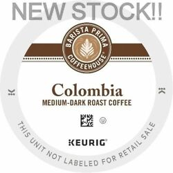 Barista Prima Coffeehouse Colombia Coffee 18 To 144 K Cup Pick Any Quantity