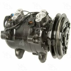 Four Seasons 67455 AC Compressor with Clutch and Specific Electrical Connector