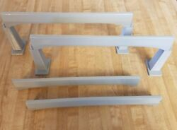 Monorail Straight Track 4 Beams And 4 Support Columns New Disney Compatible Track