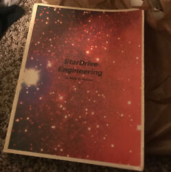 StarDrive Engineering by Mark R. Tomion (2001 Paperback Unabridged)