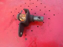 1972-1974 John Deere 500 Snowmobile Parts Bottom Of Steering Post Assembly
