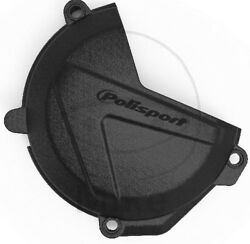 Polisport clutch cover protector black 8460400001