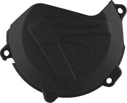Polisport clutch cover protector black 8460500001