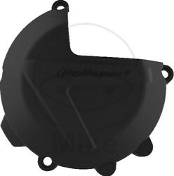 Polisport clutch cover protector black 8461700001
