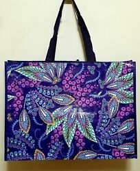 NWT Vera Bradley Market Tote Gift Bag eco-friendly - Assorted Designs