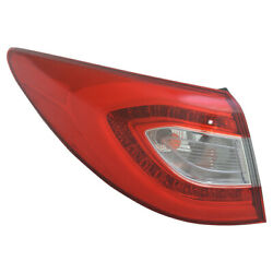 Tail Light Assembly-NSF Certified TYC 11-6752-00-1 fits 14-15 Hyundai Tucson