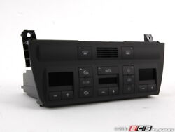 Genuine VW Audi - Automatic Climate Control Panel - 4B0820043AQ5PR