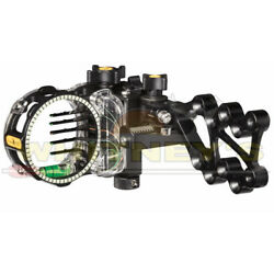 Trophy Ridge React Pro Right Hand .010 5 pin Compound bow sight AS825R10