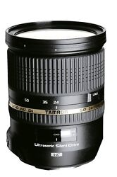 Tamron Sp 24-70mm F/2.8 Di Vc Usd A007n Fast Zoom Lens For Nikon Ems W/ Tracking