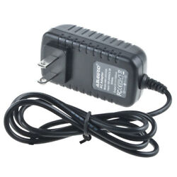 6v Adapter Charger For Sony Icf-sw55 Sw77 Multi-band Receiver Radio Power Cord