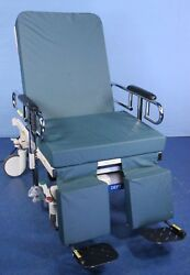 Convaquip Model 900 Ec Extra Care Bariatric Power Chair With Warranty