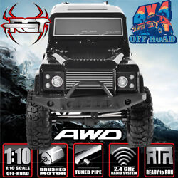 HSP 110 Scale Racing Rc Car 4wd Electric Off Road Rock Crawler Monster Truck