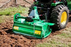 G-ftl105 - Rotary Tiller 1.05m Wide - For Compact Tractors