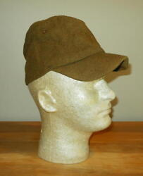 Ww2 Imperial Japanese Navy Em / Nco Summer Field Side Cap 3 - Excellent