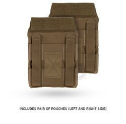 Crye Precision Jpc Jumpable Plate Carrier Side Plate Pouch Set - Coyote Tan