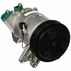Four Seasons 68438 AC Compressor with Clutch and Specific Electrical Connector