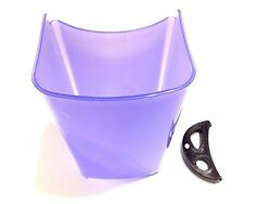 New Blue Pulp Collector And Crescent tool For Jack Lalanne Power Juicer $31.99