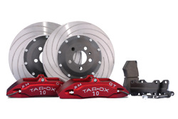 Tarox Front Brake Kit Super Sport 330mm Ford Escort Mk5/6 Excl Rs And Cosworth