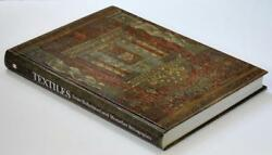 Textiles from Bohemian and Moravian Synagogues from the Collection of the Jewi..