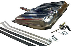 70-72 Olds 442 Stainless-steel Gas Fuel Tank Kit - 2 Line Sender - Strap And Pad