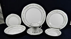 92-pieces Or Less Of Noritake Contemporary Donegal Pattern 2179 Fine China