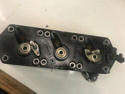 Mercury Cylinder Head 852381a1 Starboard Fits 135hp - 150hop Optimax Outboards M