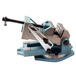 6 Angle Drill Press Vise With Swivel Base 3901-1737